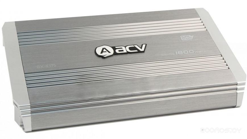 Автомобильный усилитель ACV GX-4.175