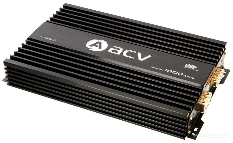 Автомобильный усилитель ACV ZX-1.1800D