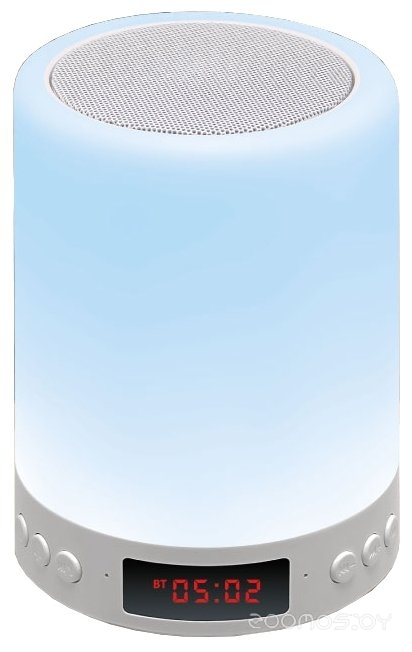 Портативная акустика Ginzzu GM-893W
