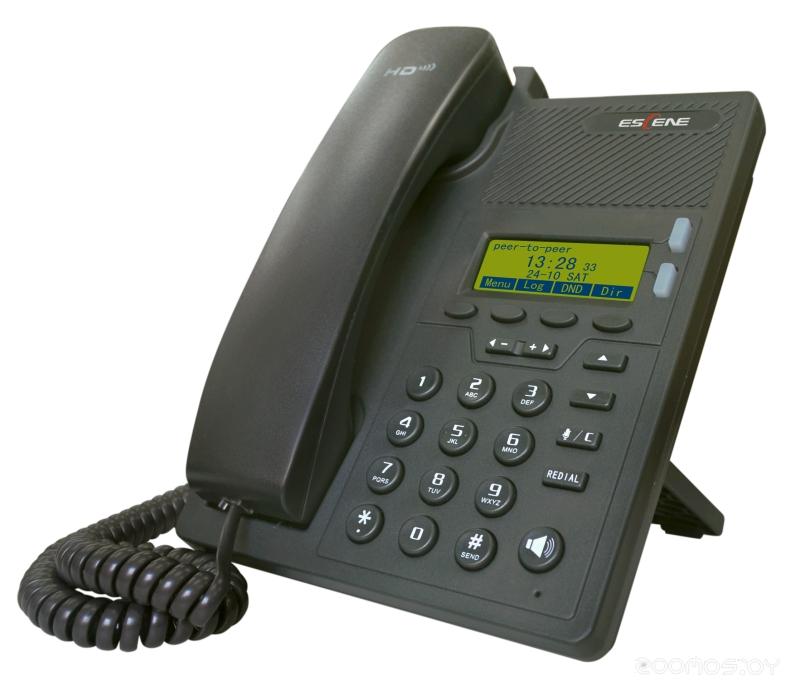 VoIP-телефон Escene ES205-PN