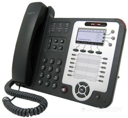 VoIP-телефон Escene ES330-PEGV4