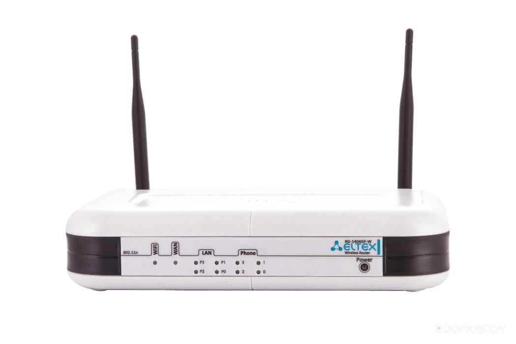 VoIP-шлюз Eltex RG-1404GF-W
