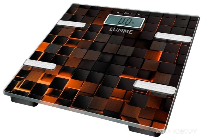 Напольные весы Lumme LU-1331 BK