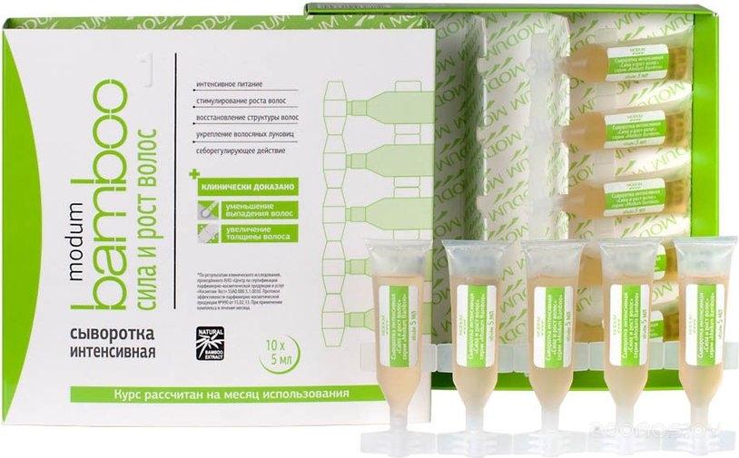 Сыворотка для волос Modum Bamboo Сила и рост 50 мл