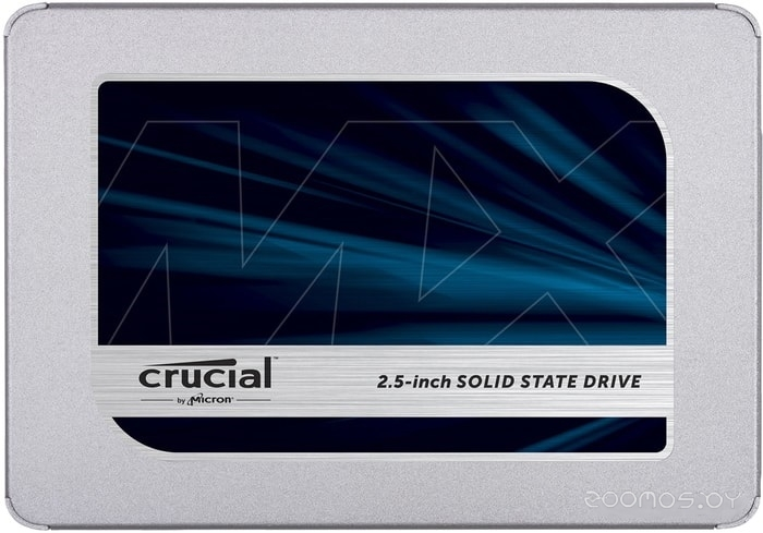 Жесткий диск Crucial MX500 500GB