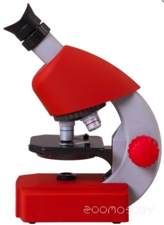 Микроскоп Bresser Junior 40x-640x (Red)