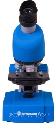 Микроскоп Bresser Junior 40x-640x (Blue)