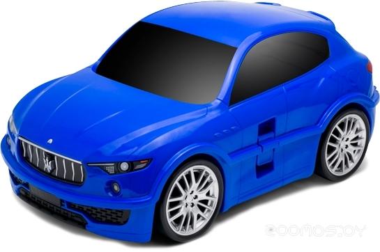 Детский чемодан Ridaz Maserati Levante 91011W (Blue)