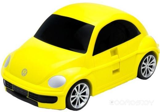 Детский чемодан Ridaz Volkswagen The Beetle 91003W (Yellow)