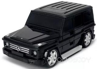 Детский чемодан Ridaz Mercedes G-class 91009W (Black)