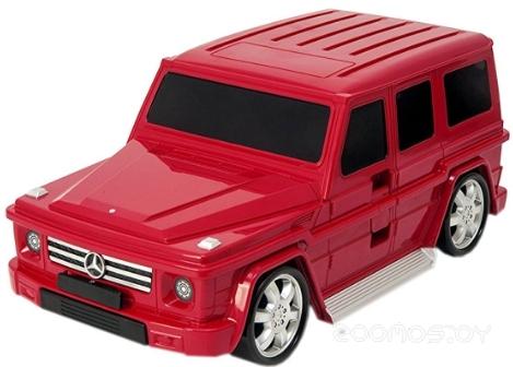 Детский чемодан Ridaz Mercedes G-class 91009W (Red)