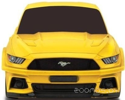 Детский чемодан Ridaz Ford Mustang GT 91006W (Yellow)