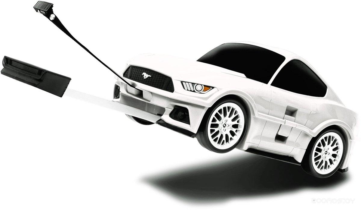 Детский чемодан Ridaz Ford Mustang GT 91006W (White)