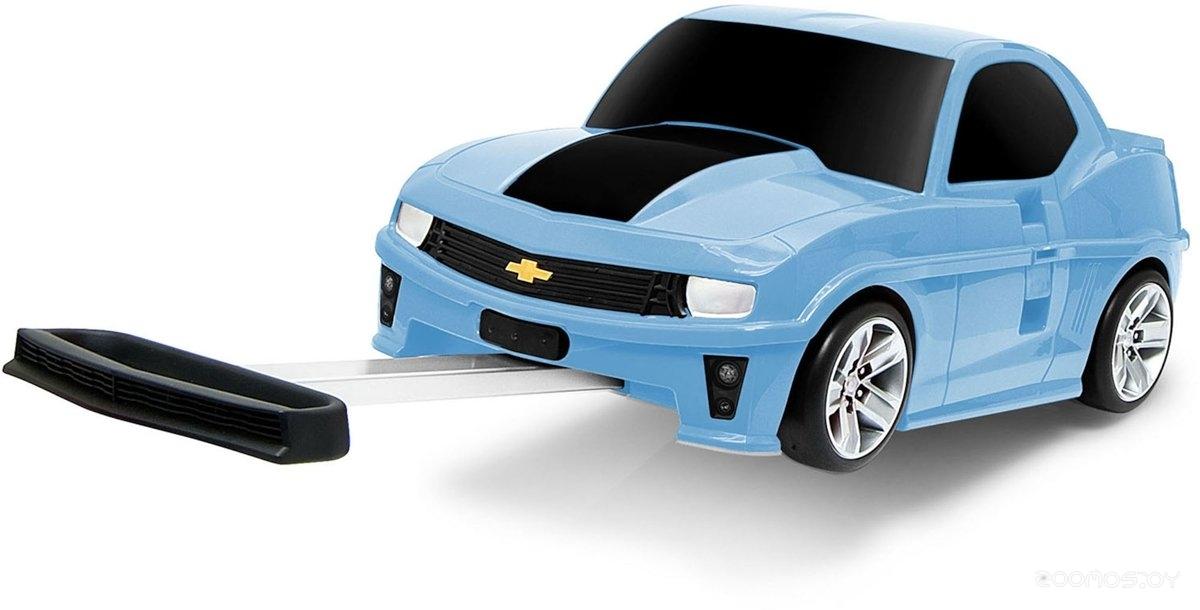 Детский чемодан Ridaz Chevrolet Camaro ZL 1 91001W (Blue)