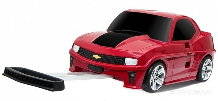 Детский чемодан Ridaz Chevrolet Camaro ZL 1 91001W (Red)