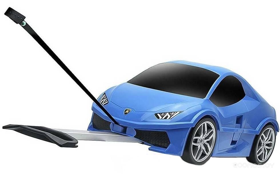 Детский чемодан Ridaz Lamborghini Huracan LP610-4 91002W (Blue)