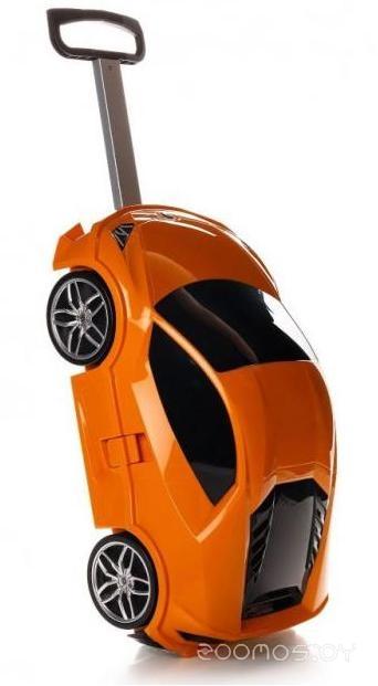 Детский чемодан Ridaz Lamborghini Huracan LP610-4 91002W (Orange)
