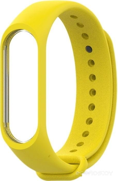 Ремешок Xiaomi для Mi Band 3 (желтый)