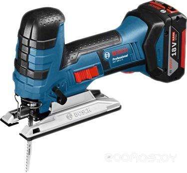 Электролобзик Bosch GST 18 V-LI S Professional 06015A5104 (с 2мя АКБ 5 а*ч)