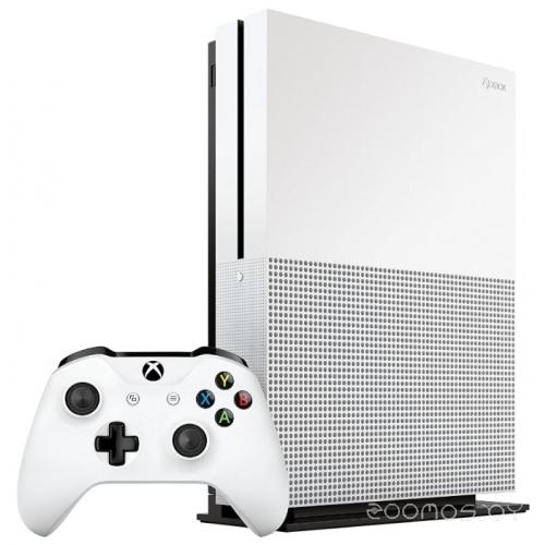 Игровая приставка Microsoft Xbox One S 1Tb + Sea of Thieves