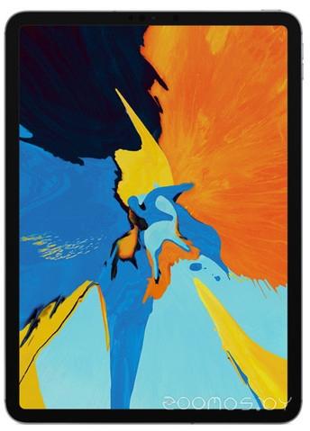 Планшет Apple iPad Pro 11 64Gb Wi-Fi + Cellular (Space Grey) (MU0M2)