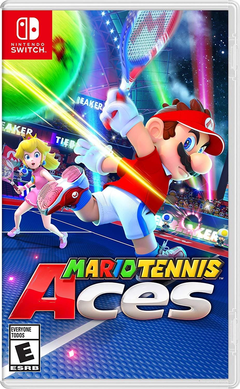 Игра для игровой консоли Nintendo Mario Tennis Aces Nintendo Switch