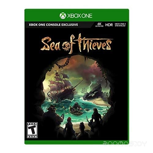 Игра для игровой консоли CAPCOM Sea of Thieves Xbox One