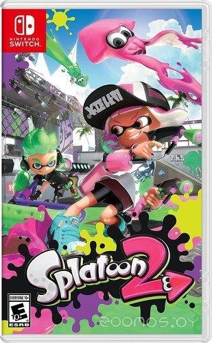Игра для игровой консоли Nintendo Splatoon 2 Nintendo Switch