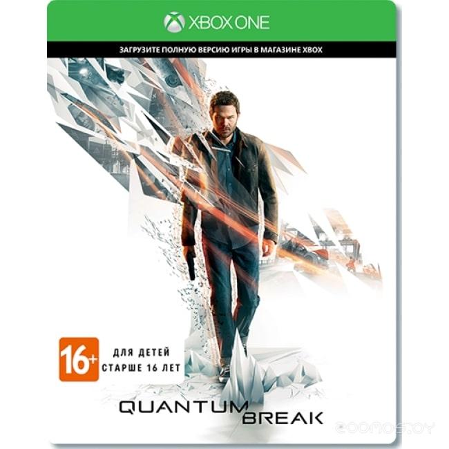 Игра для игровой консоли Microsoft Quantum Break Xbox One