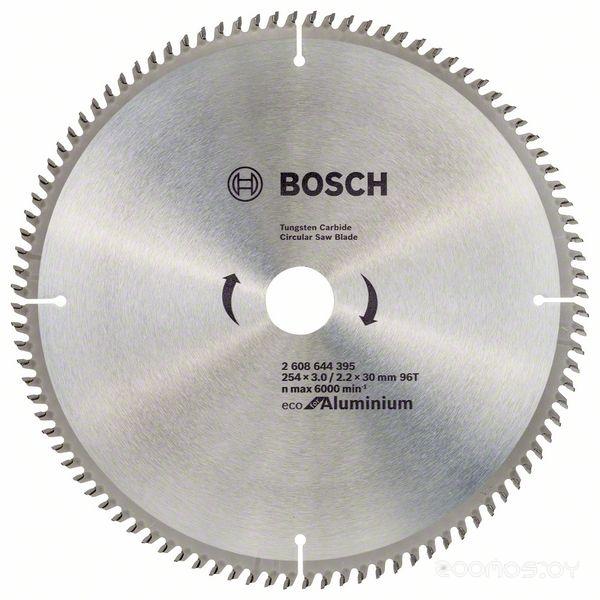 Диск пильный по алюминию Bosch Eco for Aluminium 254x30 мм 96 зуб.
