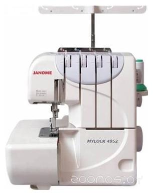 Оверлок Janome MyLock 4952