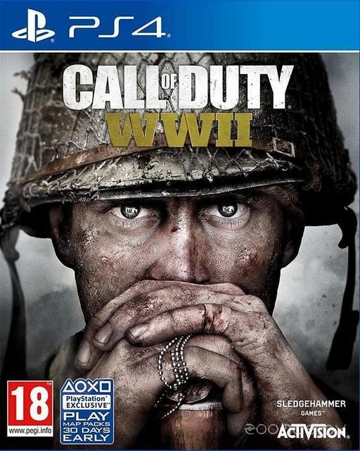 Игра для игровой консоли Raven Software Call of Duty: WWII PS4 русская версия