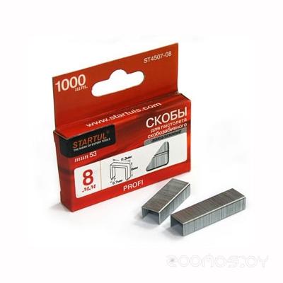 Скобы для степлера Startul Profi ST4507-10
