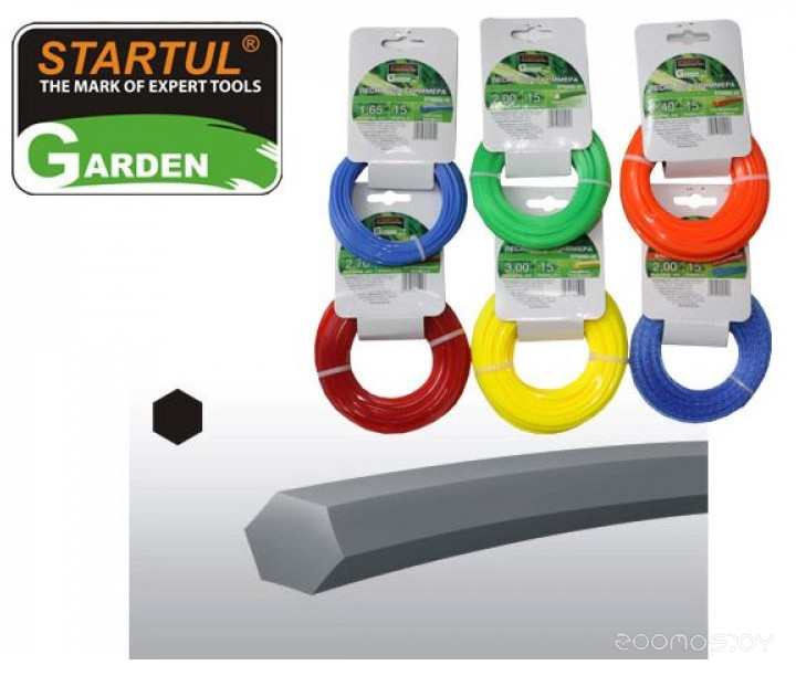 Леска для триммера  Startul Garden ST6050-27