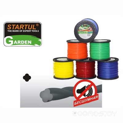 Леска для триммера  Startul Garden ST6064-20