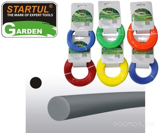 Леска для триммера  Startul Garden ST6053-30