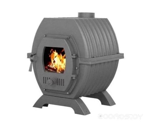 Свободностоящая печь-камин Везувий Триумф 180 т/о