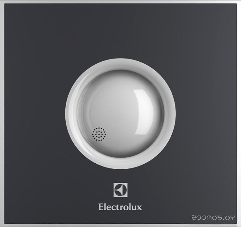 Вытяжная вентиляция Electrolux Rainbow EAFR-100 (темно-серый)