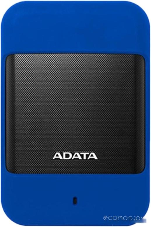 Внешний жёсткий диск A-Data HD700 AHD700-1TU31-CBK 1TB (синий)