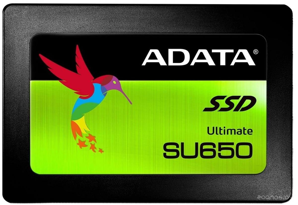 Жесткий диск A-Data SU650SS 480GB