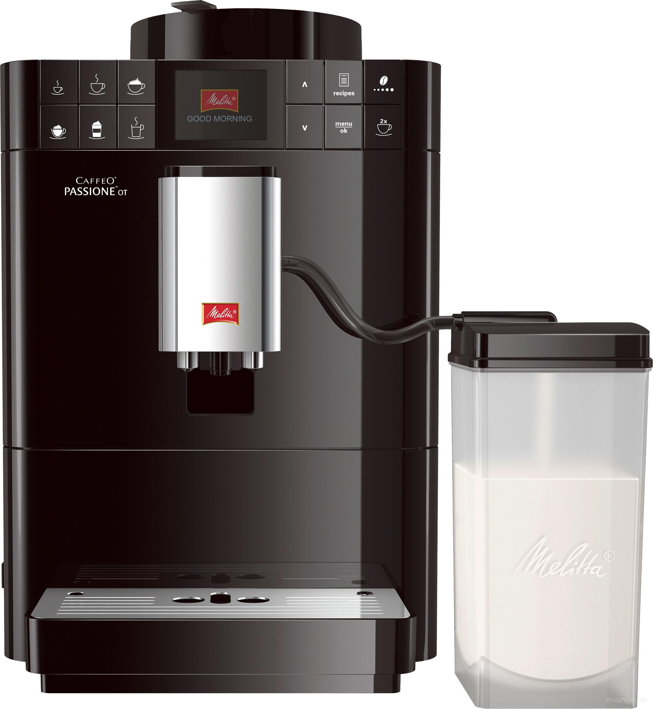 Кофемашина Melitta Caffeo Passione OT F53/1-102