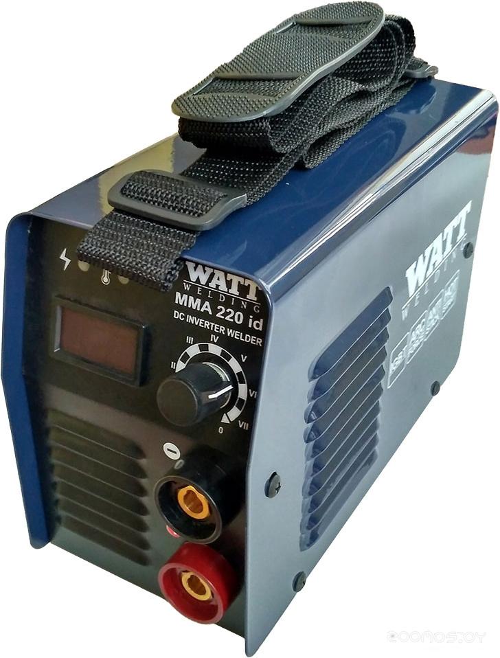 Сварочный инвертор Watt MMA-220 id