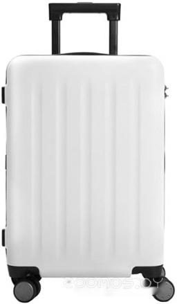 Чемодан-спиннер Xiaomi Mi Trolley 90 Points 20'' (белый)