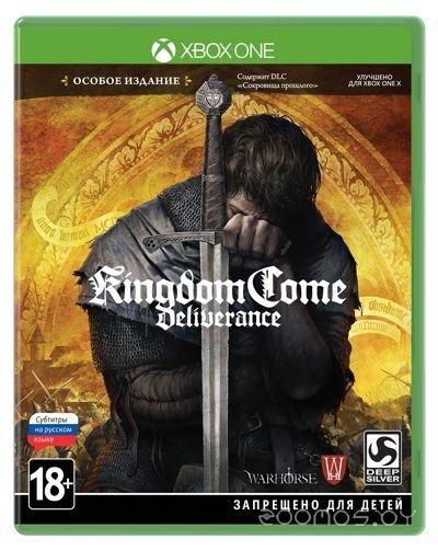 Игра для игровой консоли Warhorse Studios Kingdom Come: Deliverance Особое издание для Xbox One