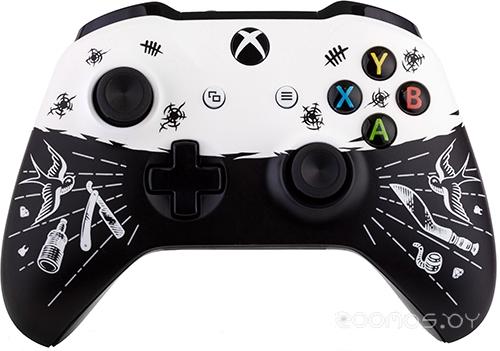 Беспроводной геймпад Microsoft Xbox One Wireless Controller (Disgusting men)