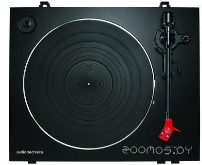 Виниловый проигрыватель Audio-Technica AT-LP3 (Black)