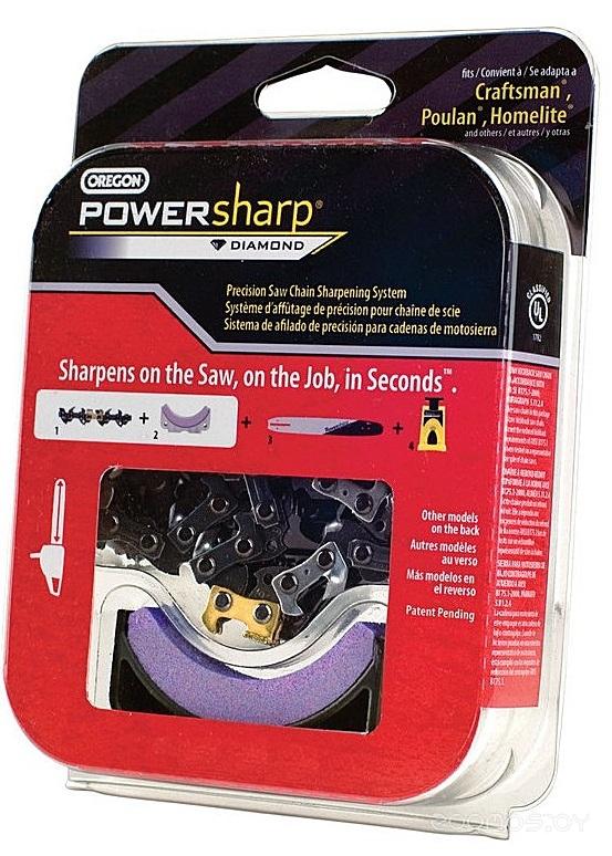 Цепь для пилы Oregon Power Sharp 35 см 14 3/8 1.3 мм 53 зв.