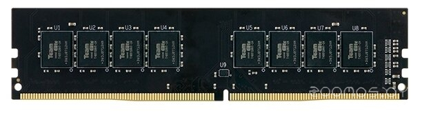 Оперативная память Team Elite 8GB DDR4 PC4-21300 TED48G2666C1901