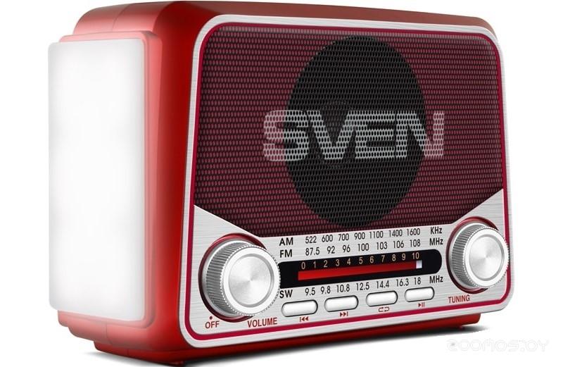 Радиоприемник Sven SRP-525 (Red)