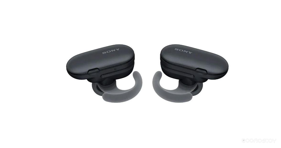 Наушники Sony WF-SP900 (Black)